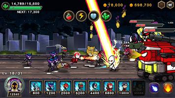 HERO WARS: Super Stickman Defense