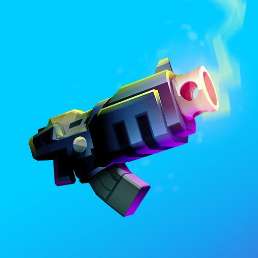 Bullet League – Battle Royale en 2D