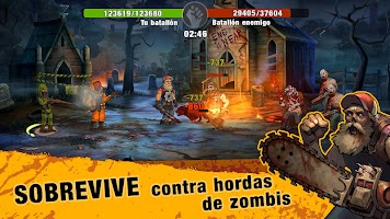 Zero City: ¡Salva tu vida y mata zombies!