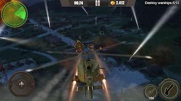 皇牌突襲:攻撃直升機空戰