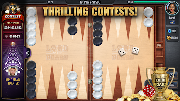 Backgammon – Lord of the Board: online tavla oyna!