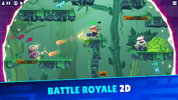 Bullet League – 2D Battle Royale
