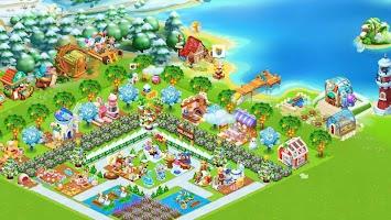 Dorfleben Küste
