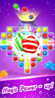 Sweet Candy Witch – Match 3 Puzzle