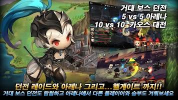 던전돌파! 히어로즈 : 방치형 액션 RPG