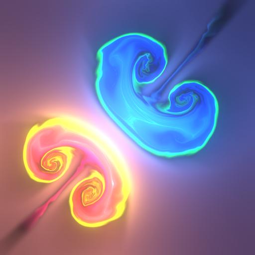 Fluid Simulation – Trippy Sandbox Experience