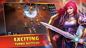 Auto Brawl Chess: Battle Royale