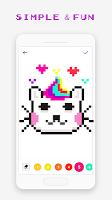 Pixel Art Book – Coloring Games