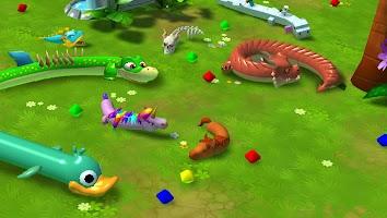 Snake Rivals – Arena de Batalha Multiplayer