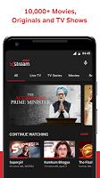Airtel TV: Movies, TV series, Live Aus vs India