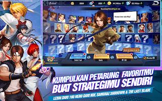 KOF Pertarungan Sengit-Allstar