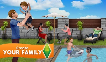 The Sims Freeplay