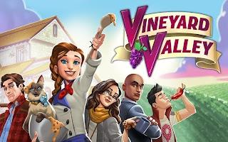 Vineyard Valley: Design Story