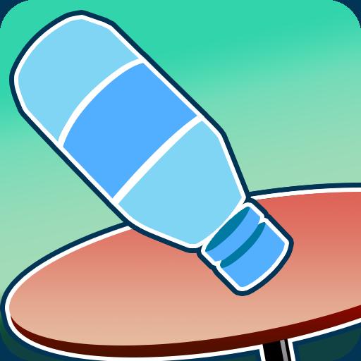 Flip Water Bottle