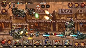Metal Slug Infinity : Idle Game