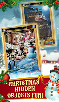 Christmas Hidden Object: Xmas Tree Magic