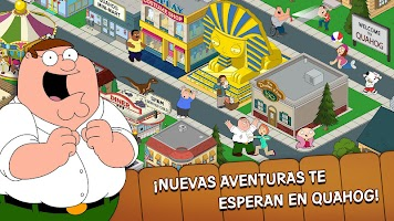 Family Guy: The Quest for Stuff