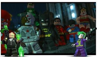 LEGO Batman: DC Super Heroes