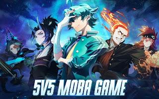 Extraordinary Ones: Anime-style 5V5 MOBA
