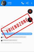 Friendzoné