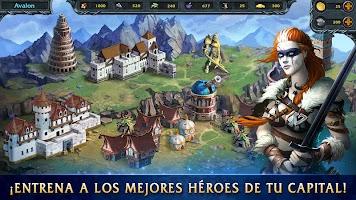 Heroes of War Magic: Crónicas