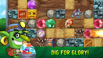 Dig Out! – Gold Digger