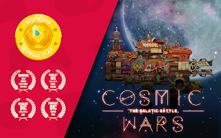 COSMIC WARS: THE GALACTIC BATTLE