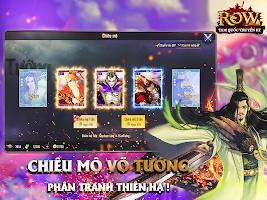 Row Tam Quốc Chí Truyền Kỳ VNG