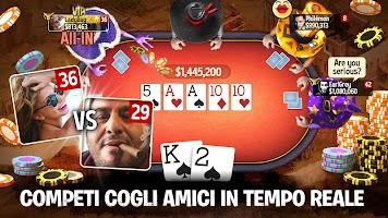 Governor of Poker 3 – Texas Holdem Carte e Casinò