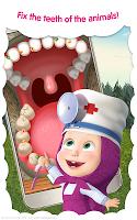Masha Doctor: animal hospital