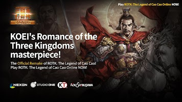 ROTK: The Legend of Cao Cao