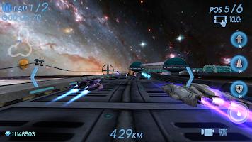 Space Racing 3D – Star Race