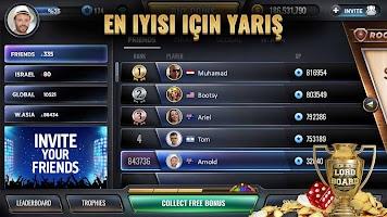 Backgammon – Lord of the Board: online tavla oyna!