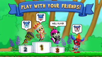 Fun Run Arena Multiplayer Race