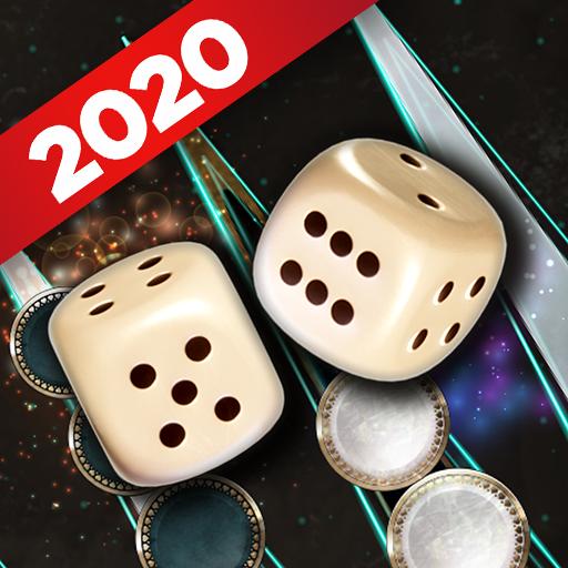 Backgammon – Lord of the Board – Brettspiel
