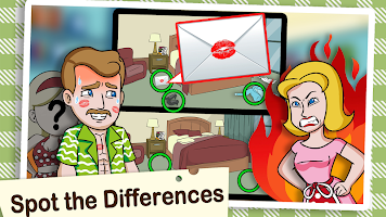 Find The Differences – Her Secret