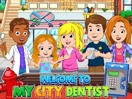 My City: Dentist visit