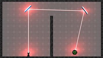 Laser Shards