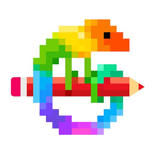 Pixel Art — Раскраска по номерам