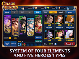Chaos Heroes: Three Kingdoms