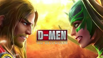 D-MEN : The Defenders