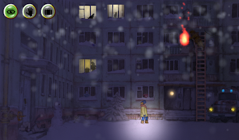 Зимняя ночь: приключение